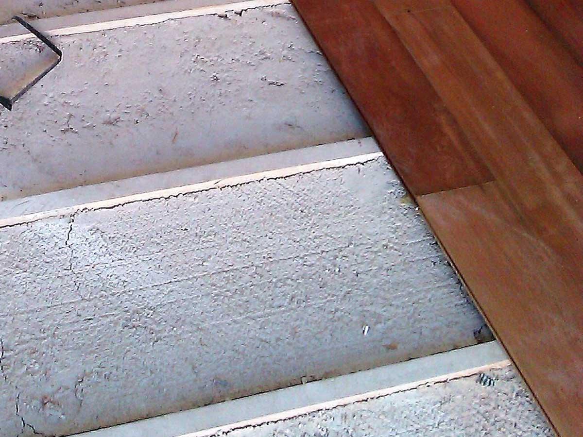 ¿Renovar o sustituir el suelo de madera?